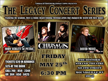 Chrisagis Brothers Fundraising Concert