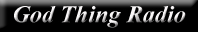 God Thing Radio