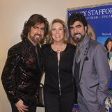 Chrisagis Brothers with Nancy Stafford